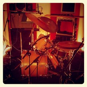 Drums/Aufnahmeraum
