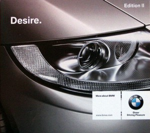 BMW Desire. Edition II